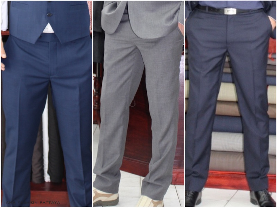 Half-lined Trousers